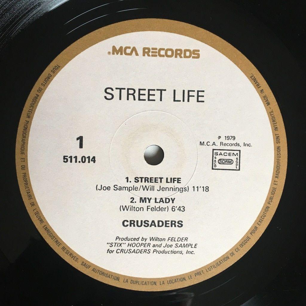 The Crusaders Street Life