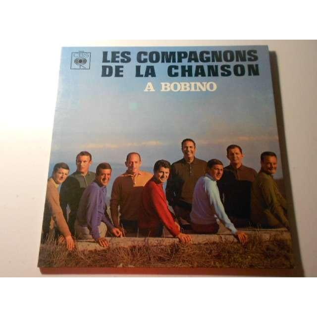 LES COMPAGNONS DE LA CHANSON a bobino
