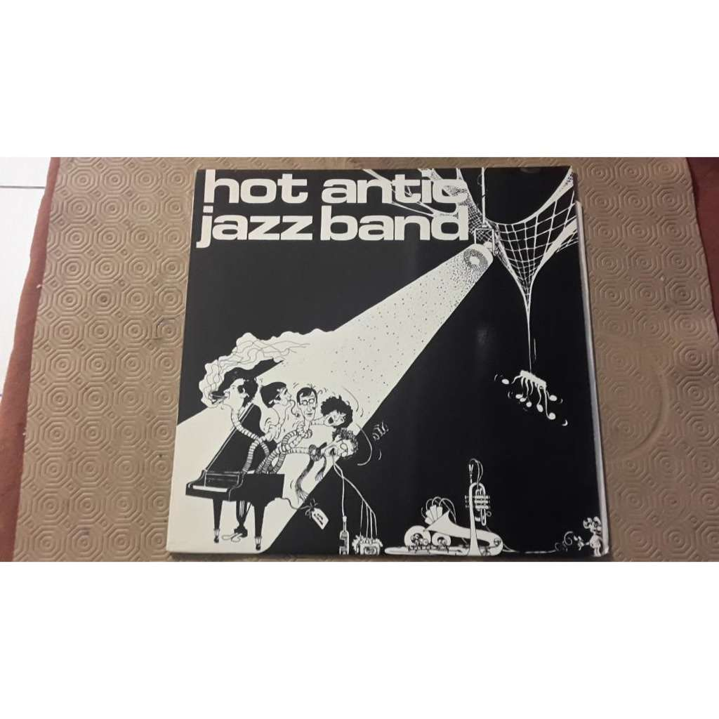hot antic jazz band vol 1 ma poule