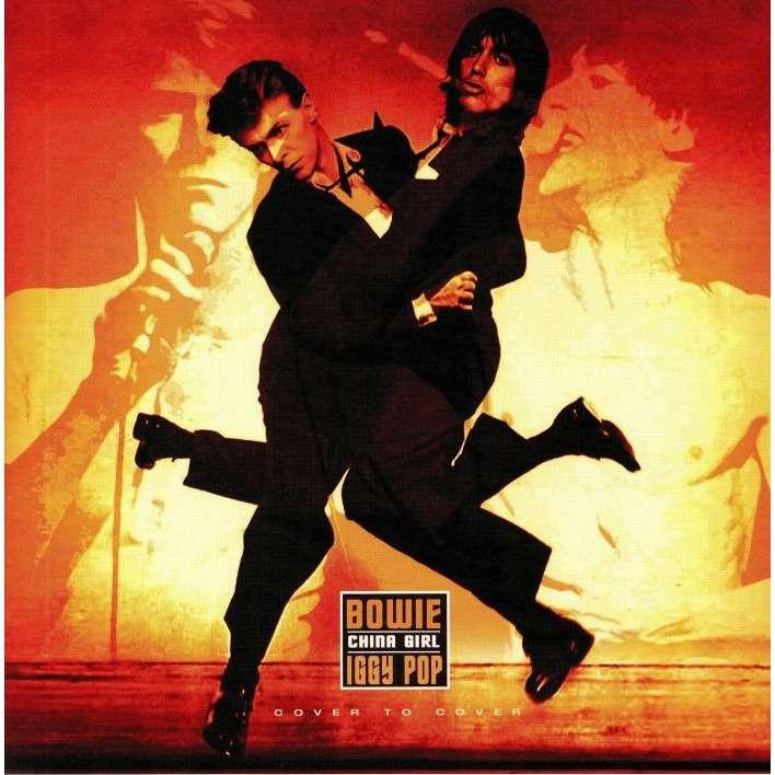 David Bowie / Iggy Pop China Girl (7') Ltd Edit 500 Copies Orange Vinyl -U.K