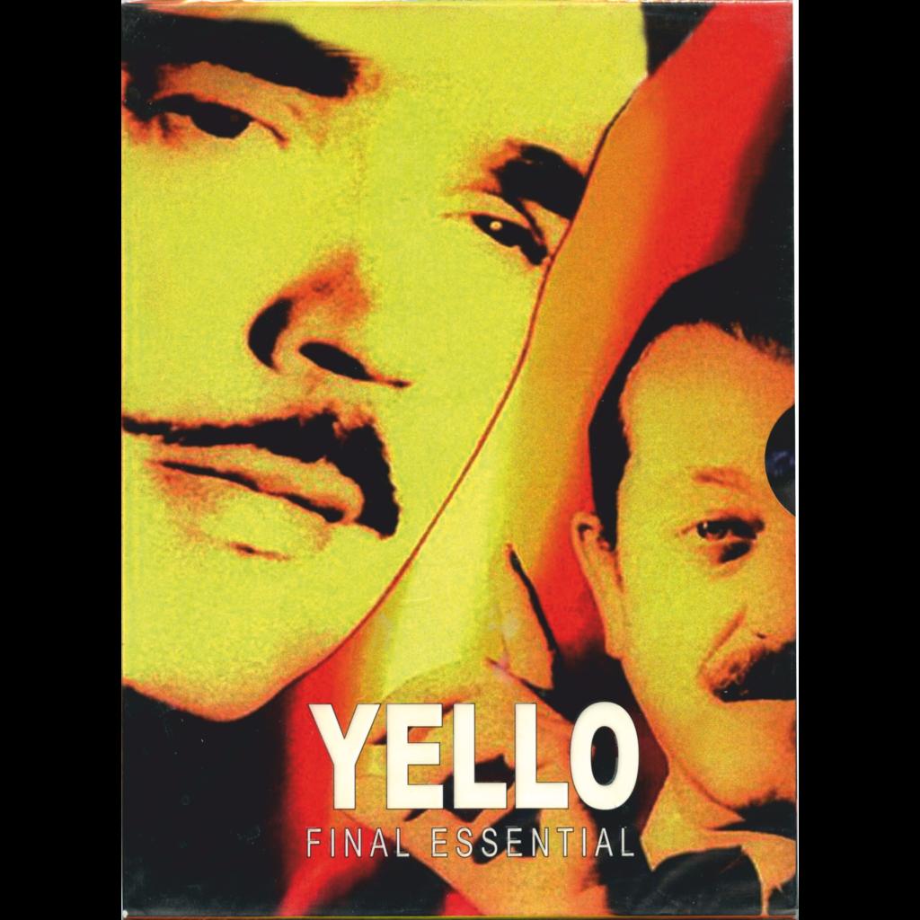 YELLO Yello - Final Essential (Digipak) DVD
