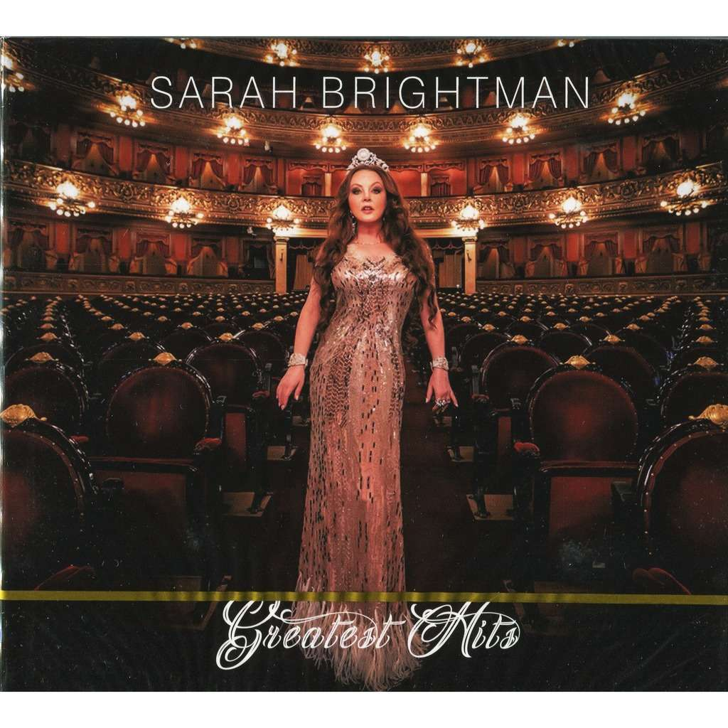 Sarah Brightman Greatest Hits (2019) 2CD Digipak / New & Factory-Sealed