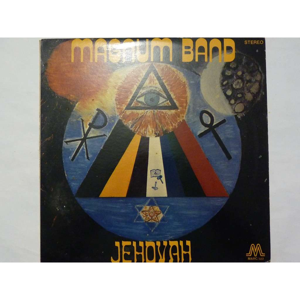 magnum band jehovah