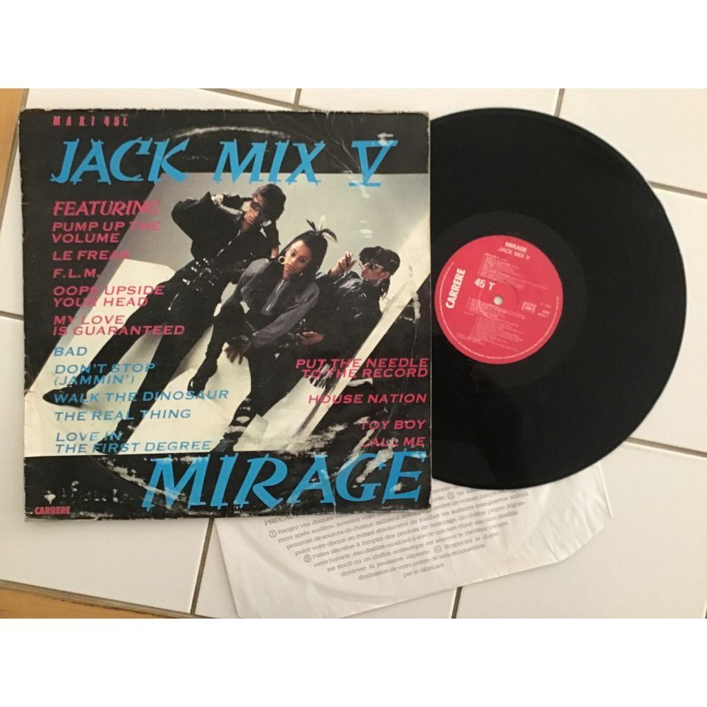 Mirage jack mix 5