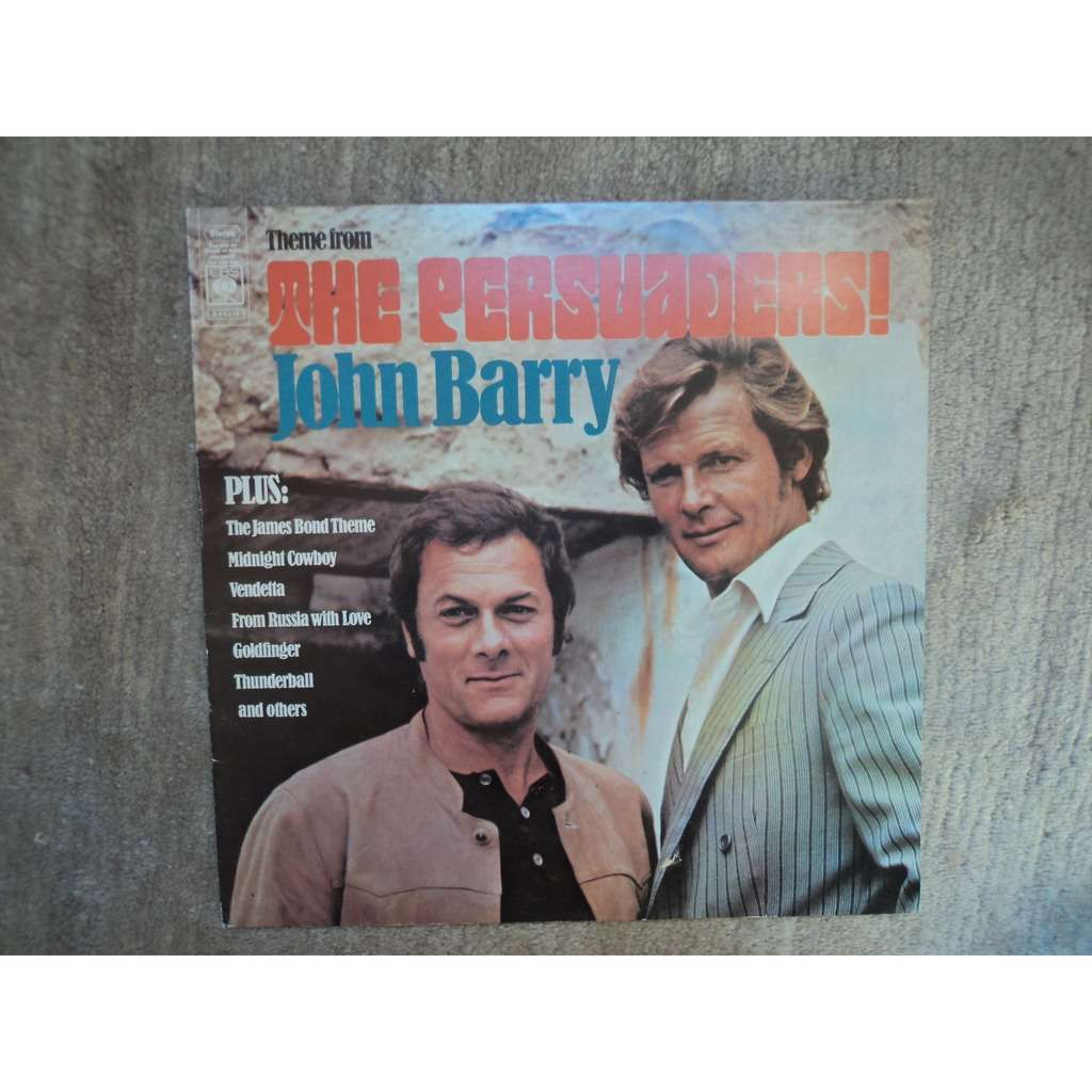 john barry the persuaders