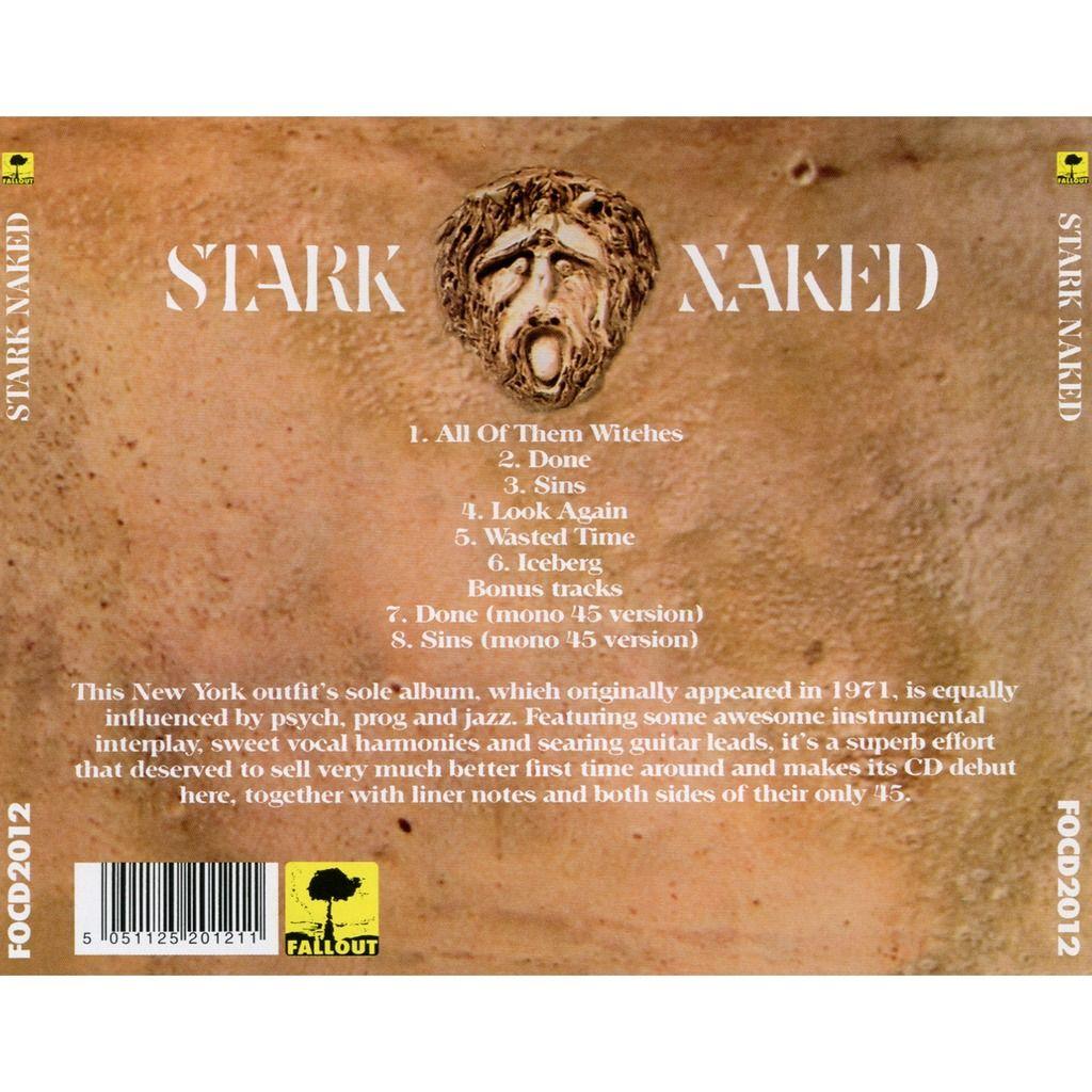 Stark Naked Stark Naked