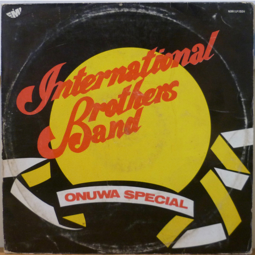 INTERNATIONAL BROTHERS BAND Onuwa special