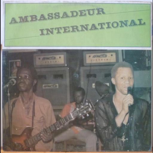ambassadeur international S/T - Seydou bathily