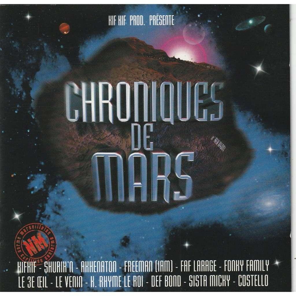 divers artistes - various artist Chroniques De Mars