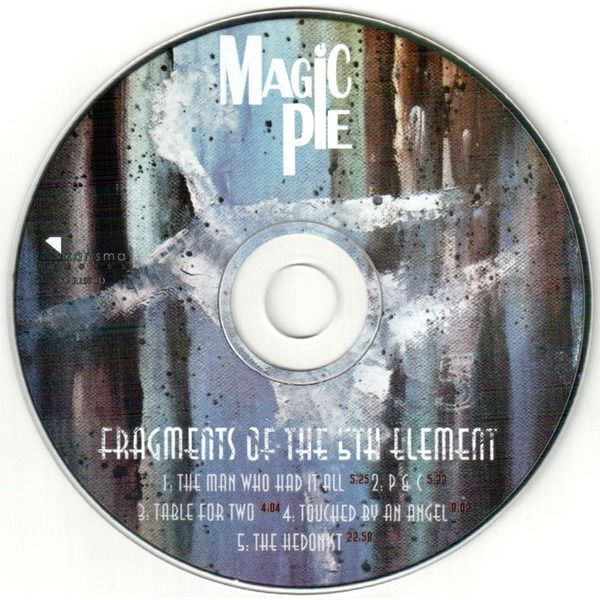 Magic Pie Fragments of the 5th Element
