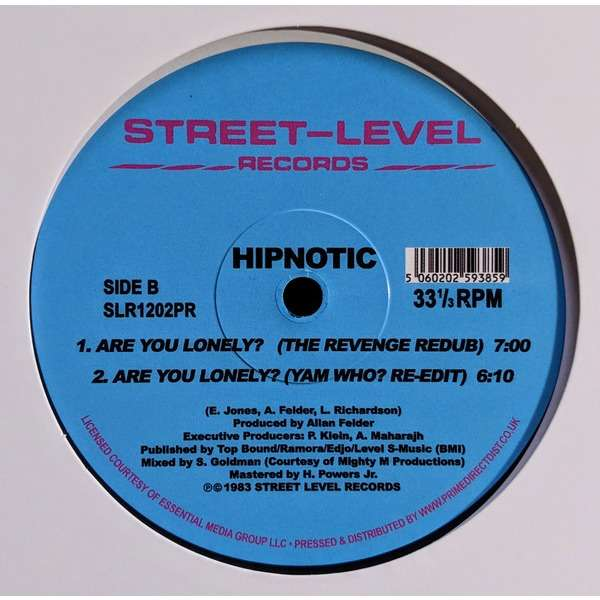 hipnotic Are You Lonely?