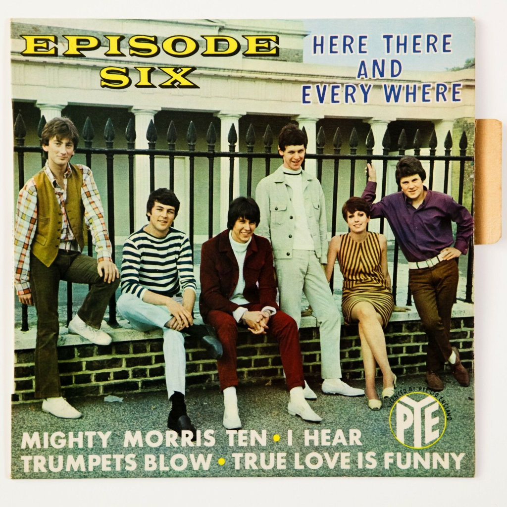 Episode Six Here There And Everywhere +3 (Garage) Deep Purple