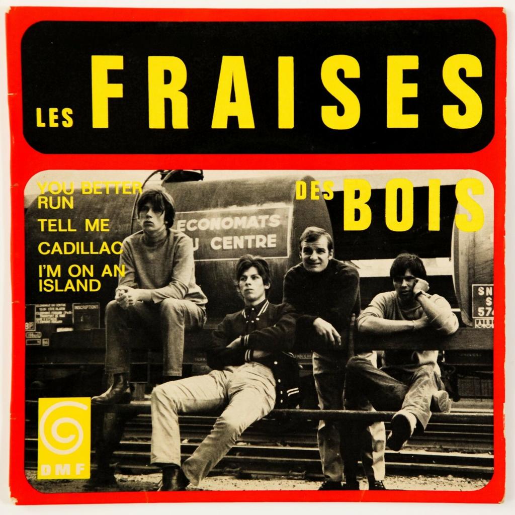Les Fraises Des Bois You Better Run +3 (Garage)
