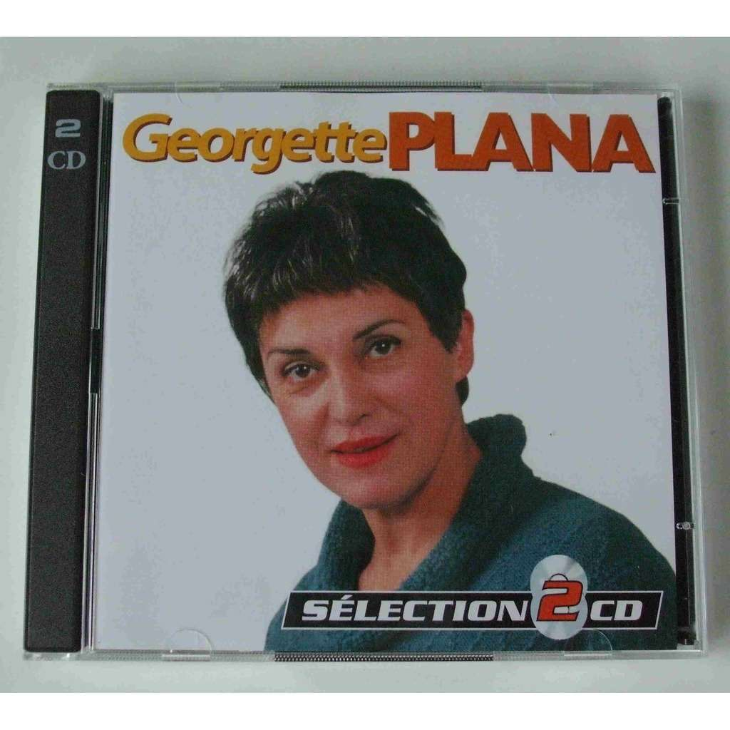 Georgette plana Best of - Selection 2 CDs