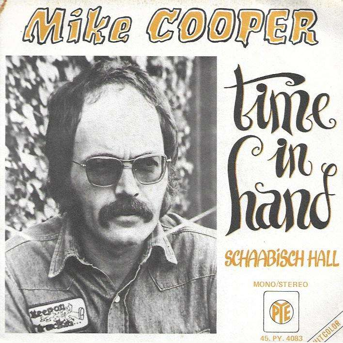 COOPER MIKE time in hand / schaabisch hall