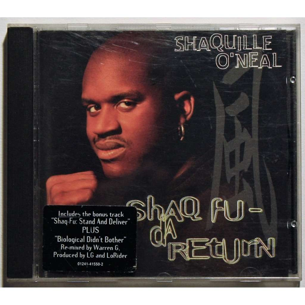 Shaquille O'Neal Shaq Fu - Da Return