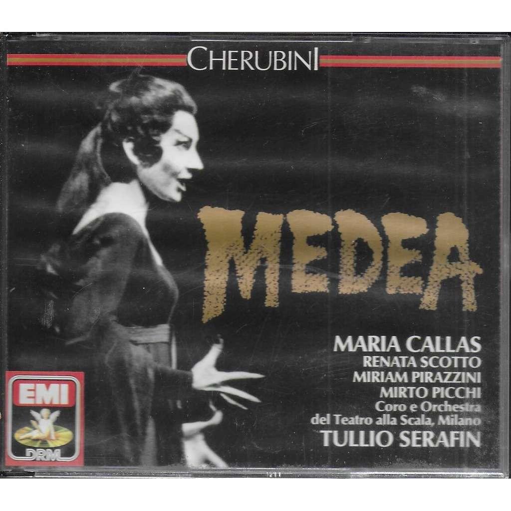 Maria CALLAS CHERUBINI Médéa (Intégrale)