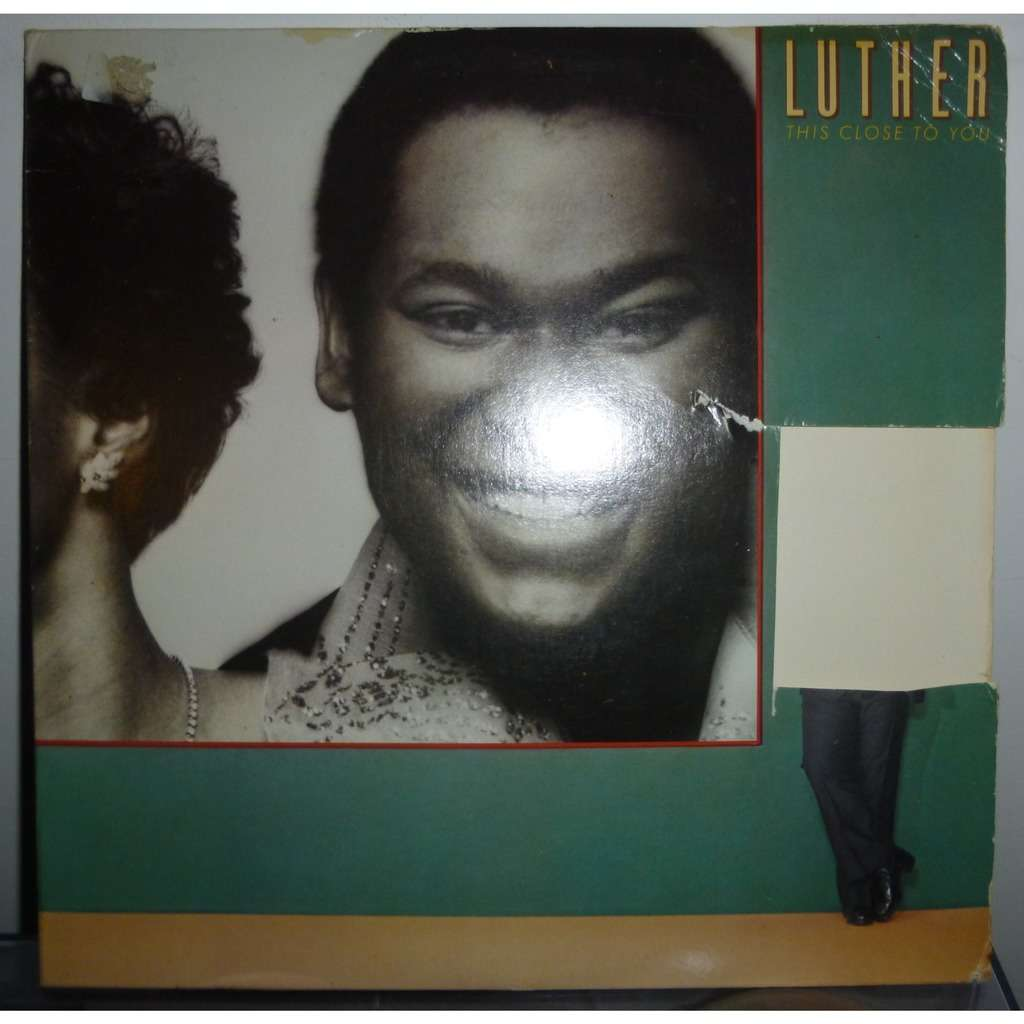 Luther This Close To You