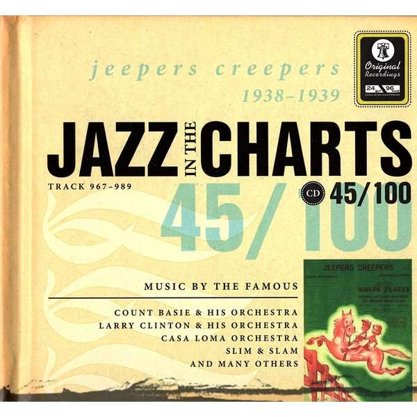Various Jazz In The Charts 45/100