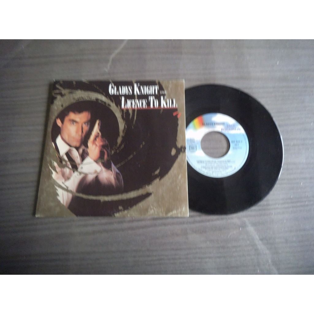 gladys knight & the pips Licence To Kill / pam