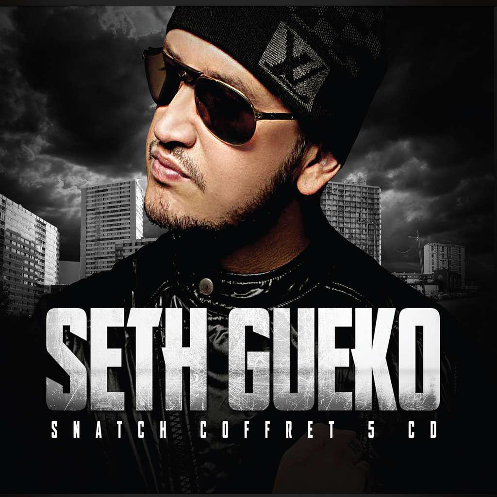 Seth Gueko Snatch Coffret