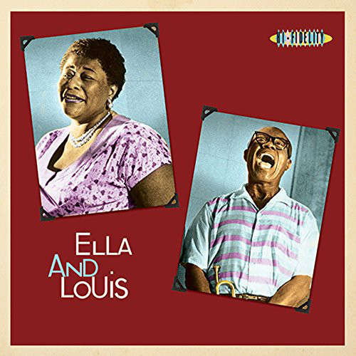 ella fitzgerald & louis armstrong ella and louis again