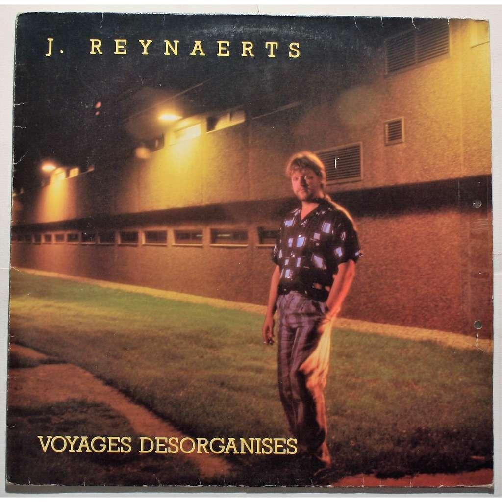 J. Reynaerts Voyages desorganises