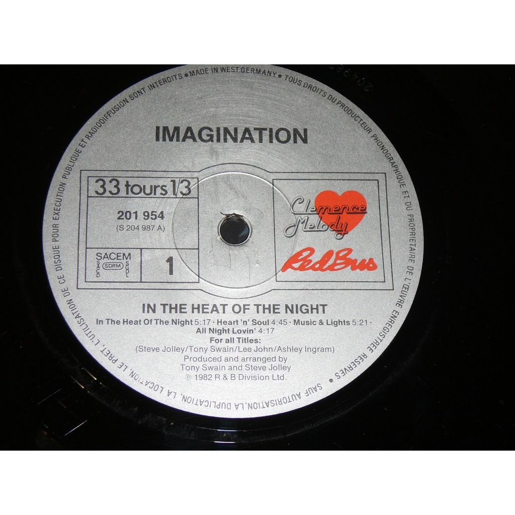 IMAGINATION IN THE HEAT OF NIGHT