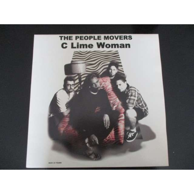 THE PEOPLE MOVERS C LIME WOMAN