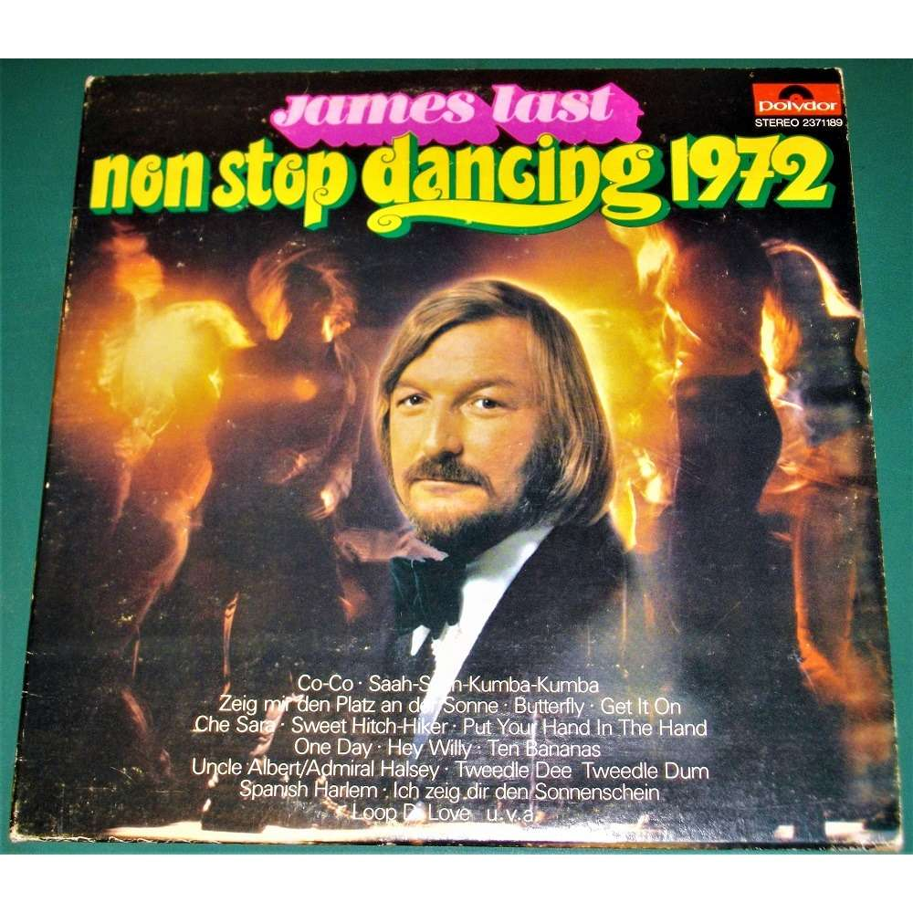 James Last Non Stop Dancing 1972