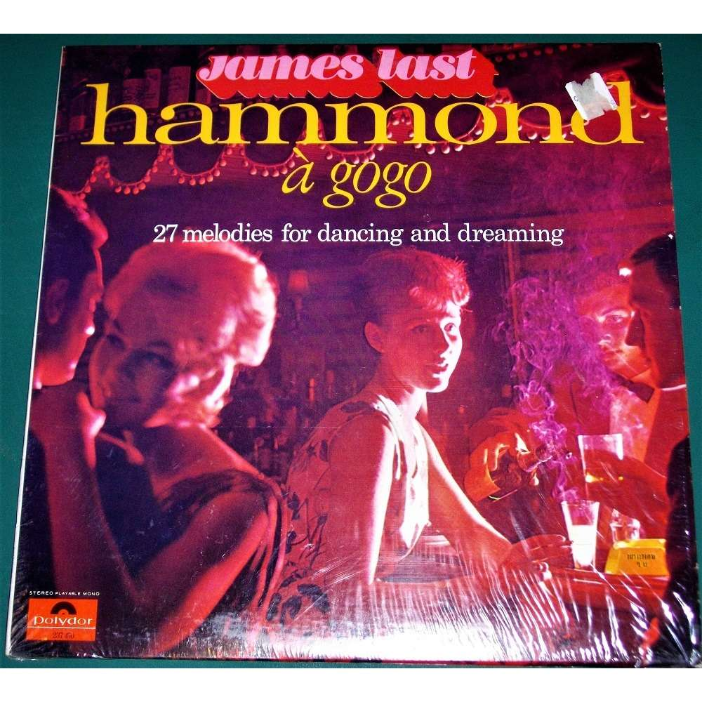 James Last Hammond A GoGo