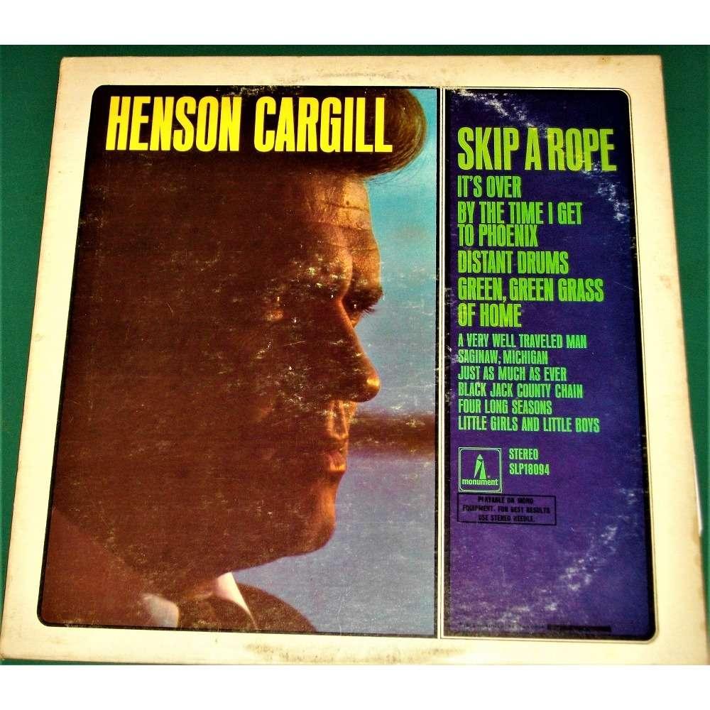 Henson Cargill Skip A Rope
