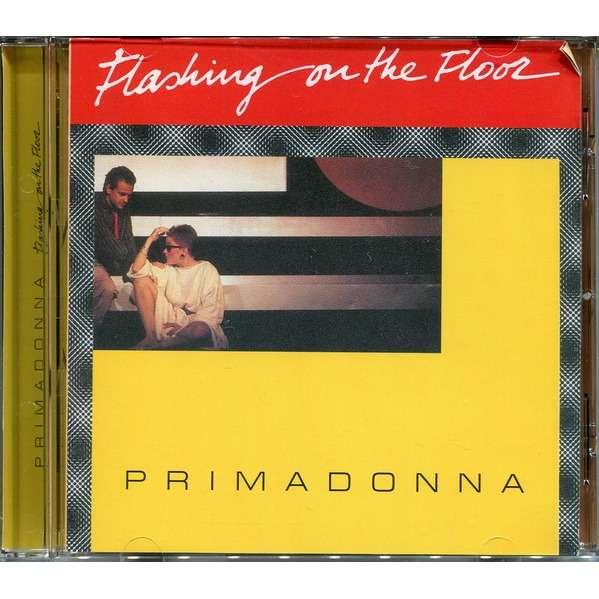 primadonna flashing on the floor