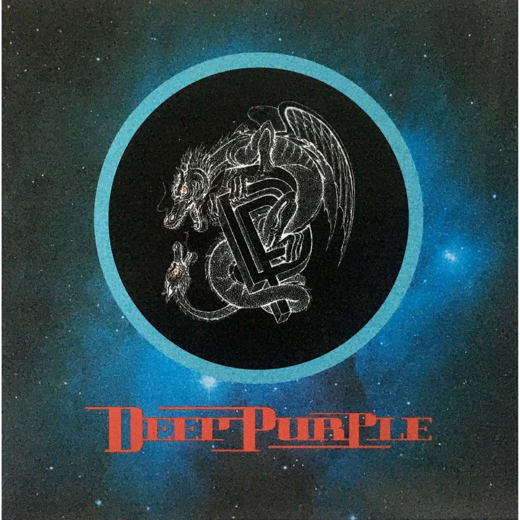 DEEP PURPLE - 4 TRACK CD SAMPLER (U.K. PRESSING 4 TRK 1 MAXI-CD CARD SLEEVE)