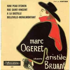 Marc Ogeret Marc Ogeret Chante Aristide Bruant
