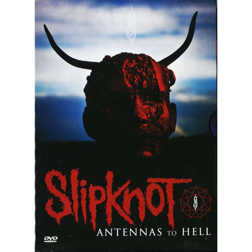 Slipknot Antennas to Hell (The Videos) Digipak DVD 2012 Sealed