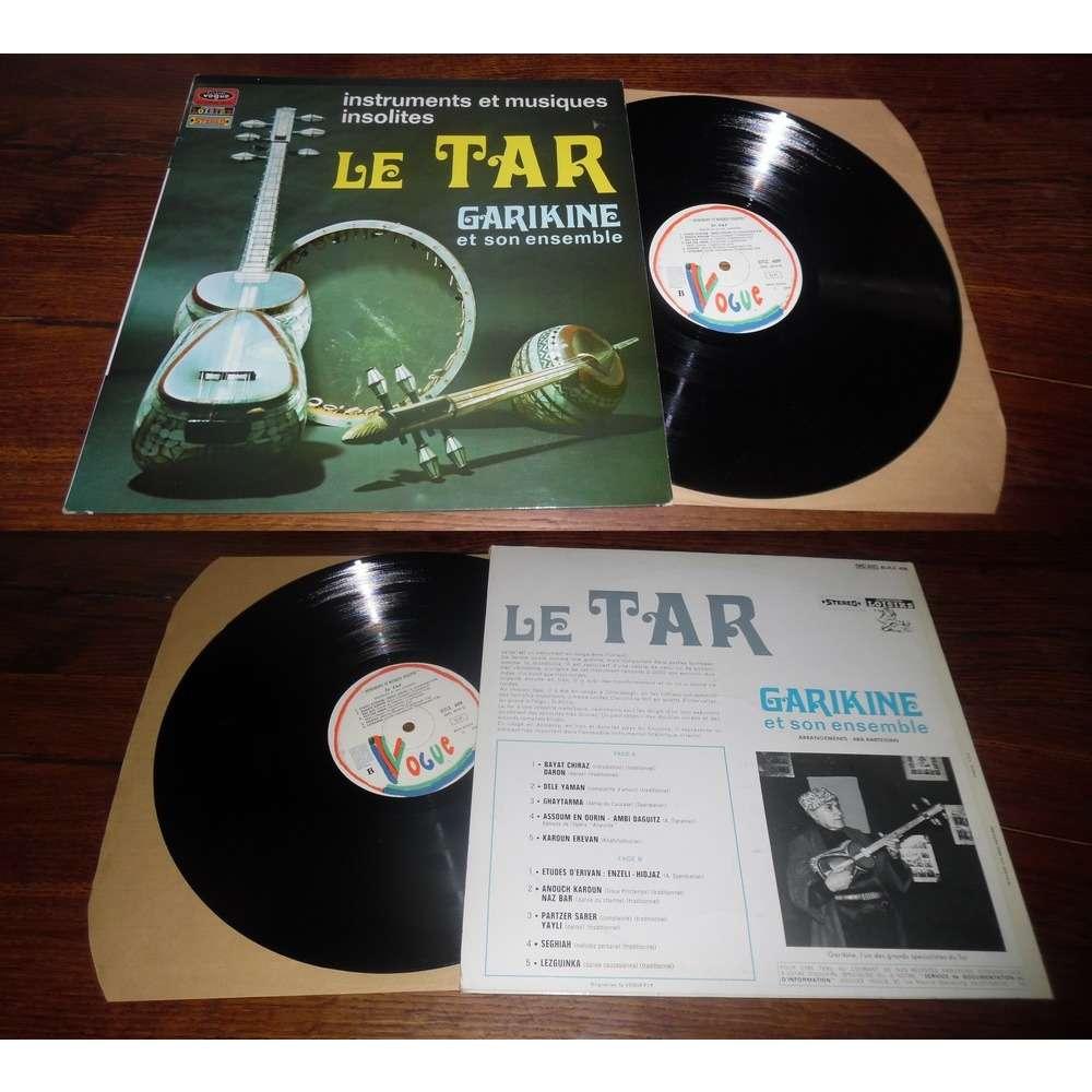 Garikine Et Son Ensemble Le Tar