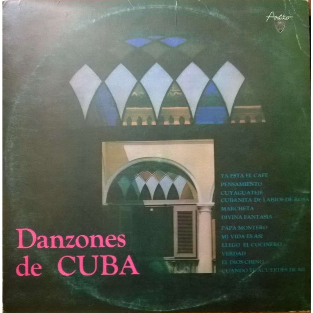 Rodrigo Prats / Barbarito Diez Danzones de Cuba