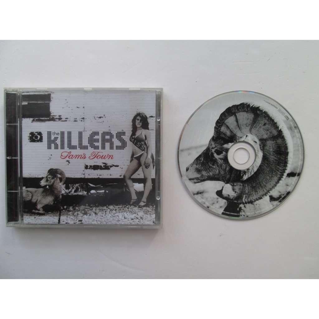 Killers (indie Group) Sam's Town