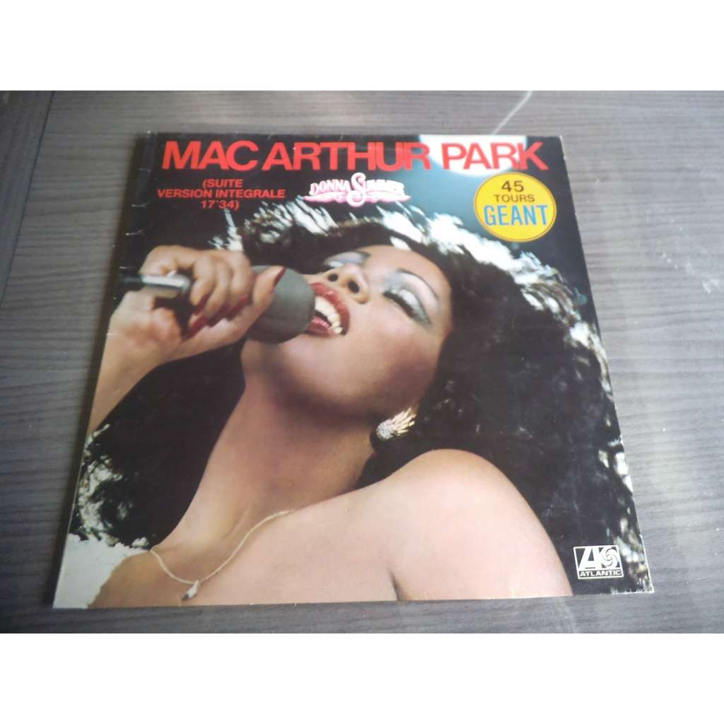 Donna Summer Mac Arthur Park Suite