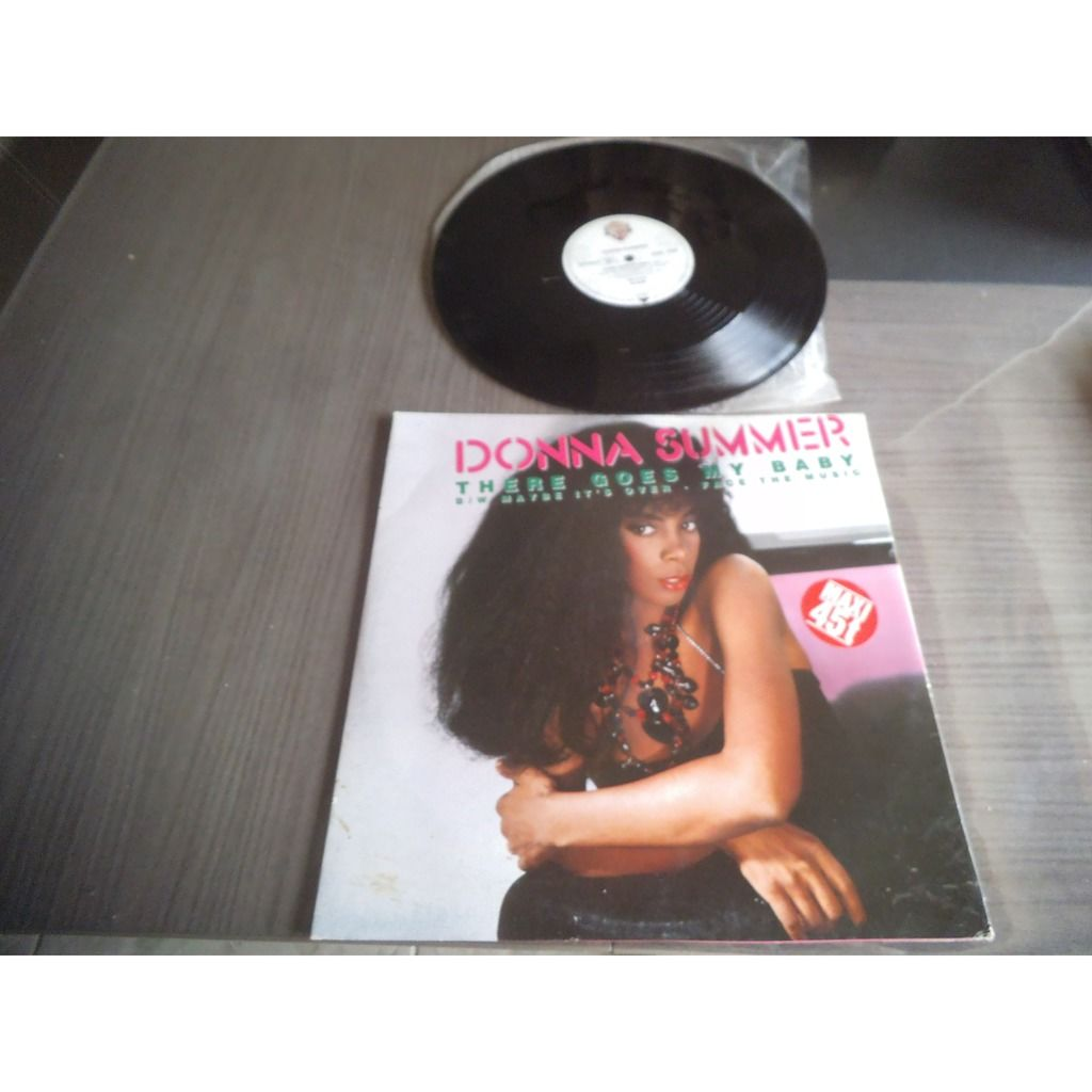 Donna Summer There Goes My Baby