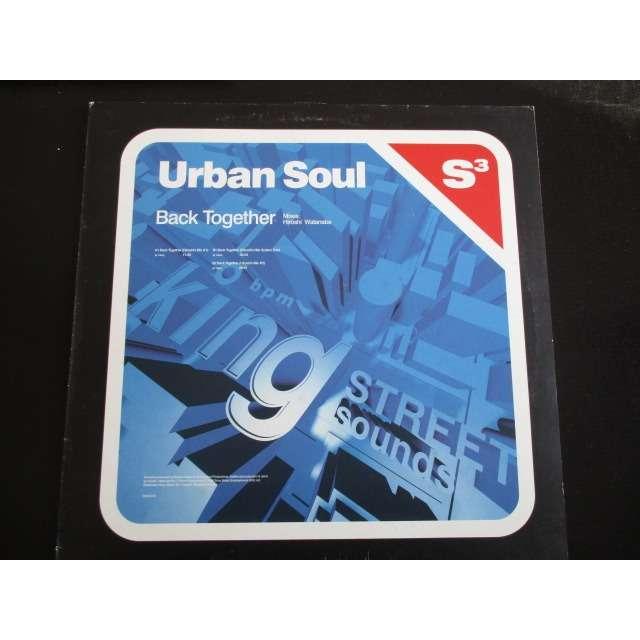 Urban Soul Back Together - The Original King St, Hiroshi Mixes