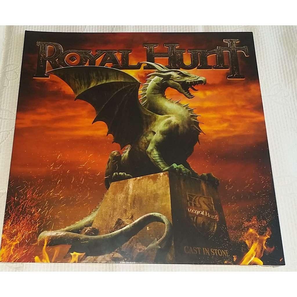 Royal Hunt Cast In Stone LP