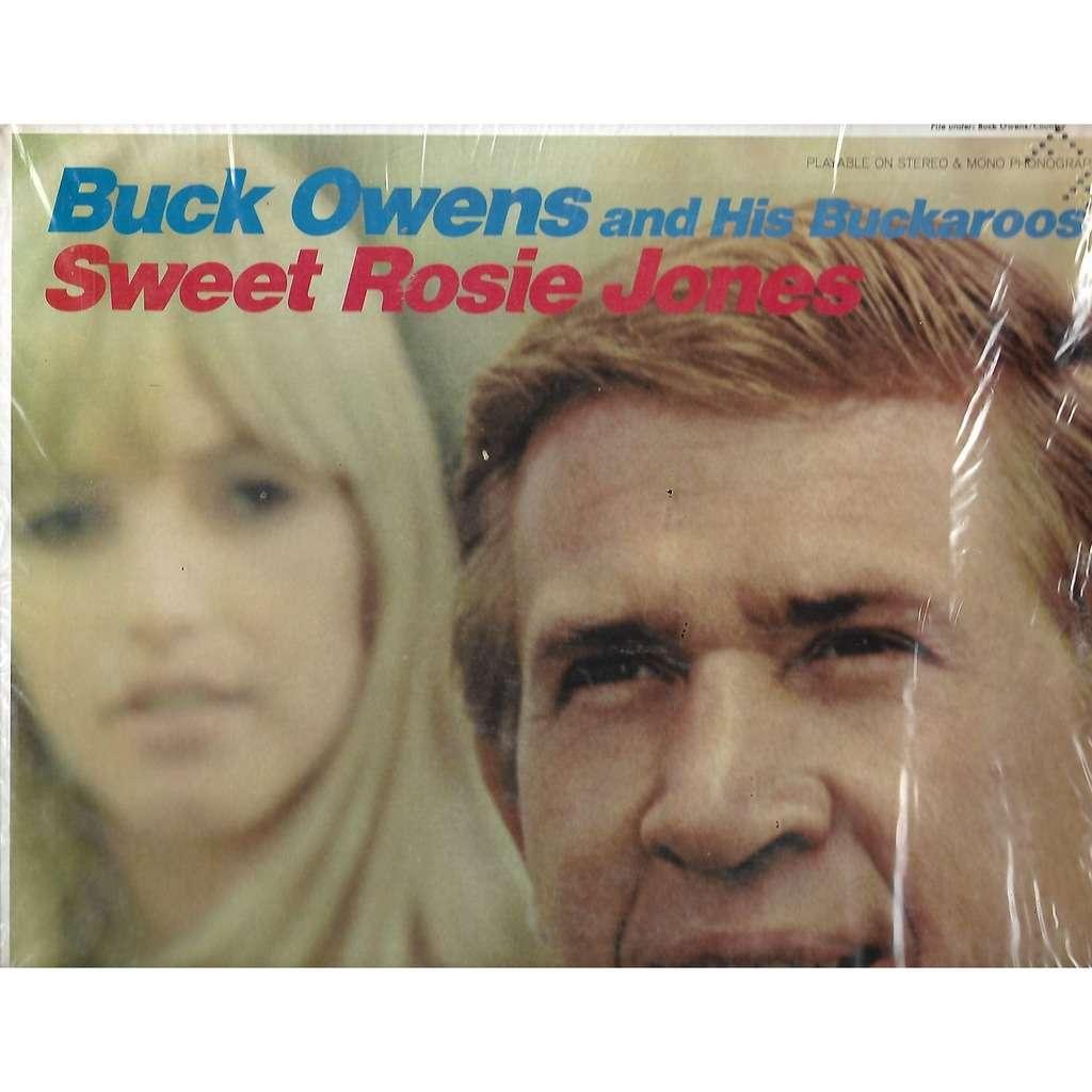 Buck Owens And His Buckaroos Sweet Rosie Jones