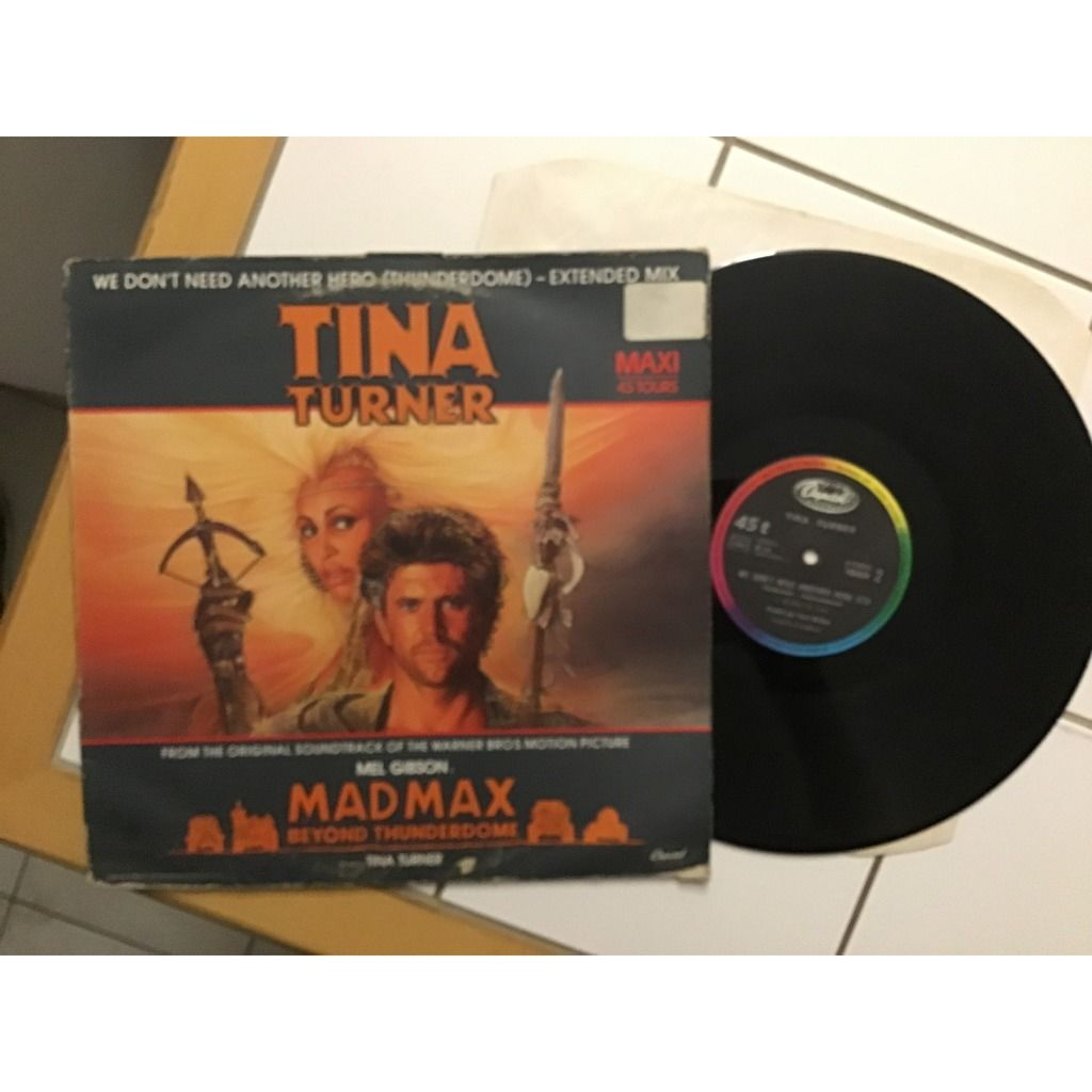 Tina turner we don't need another hero (bof madmax)
