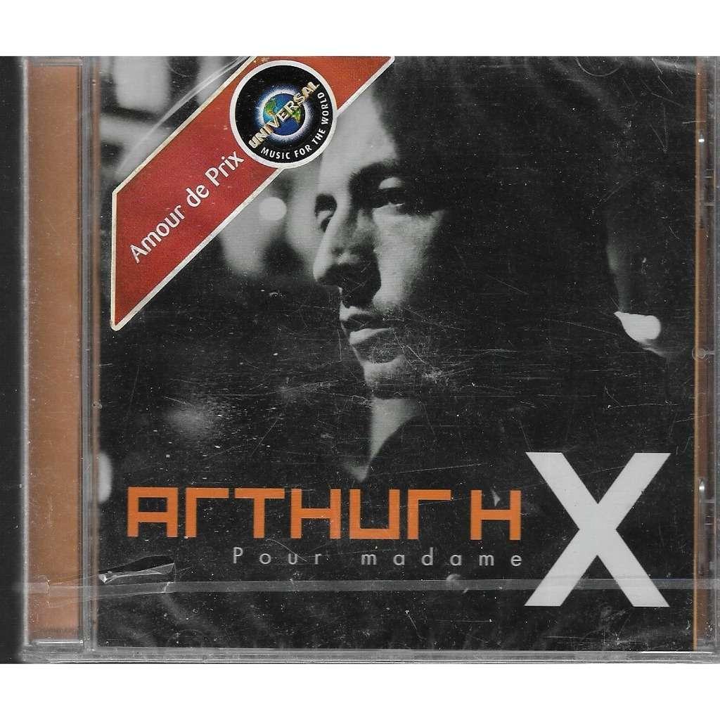 ARTHUR H. POUR MADAME X
