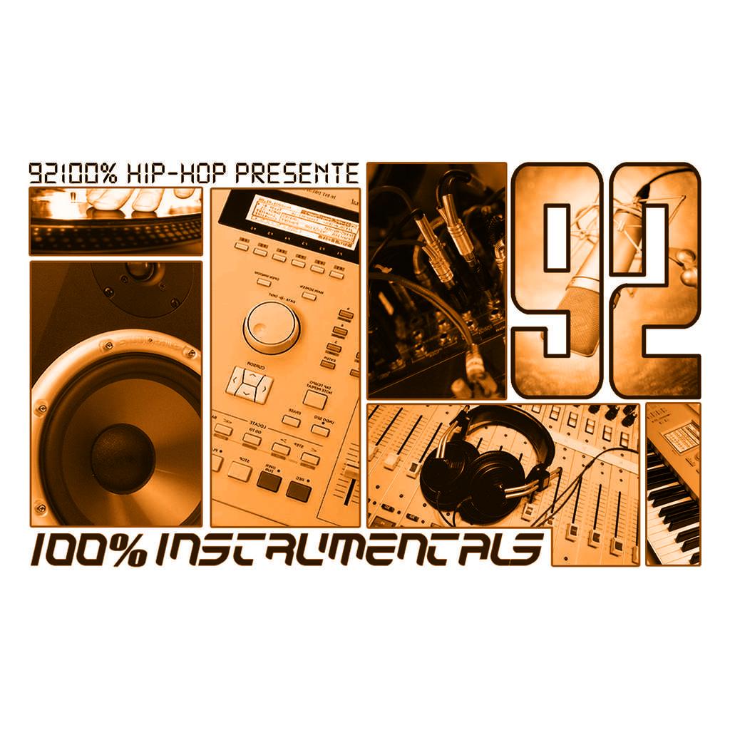 92100% hip-hop instrumentals 92100% hip-hop instrumentals