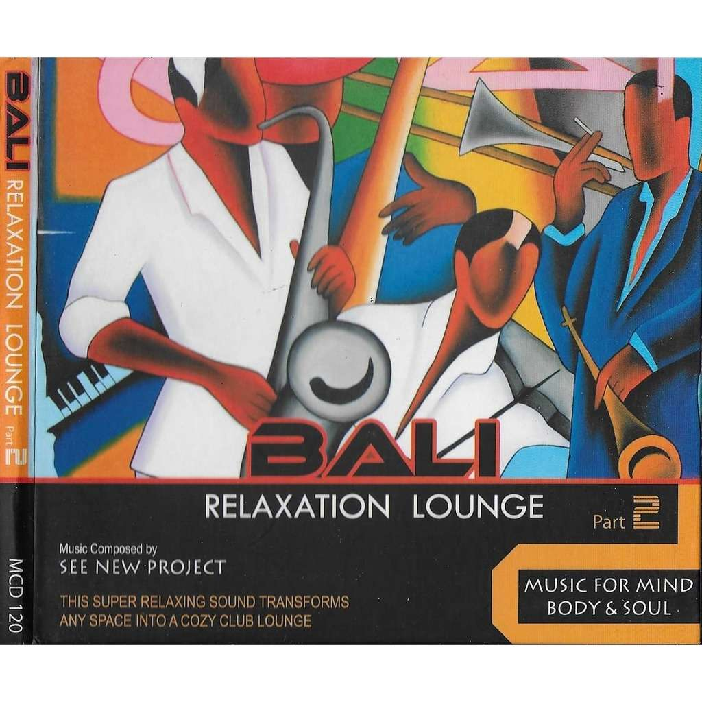 See New Project - featuring Gamelan & Kecapi Bali Relaxation Lounge Part 2