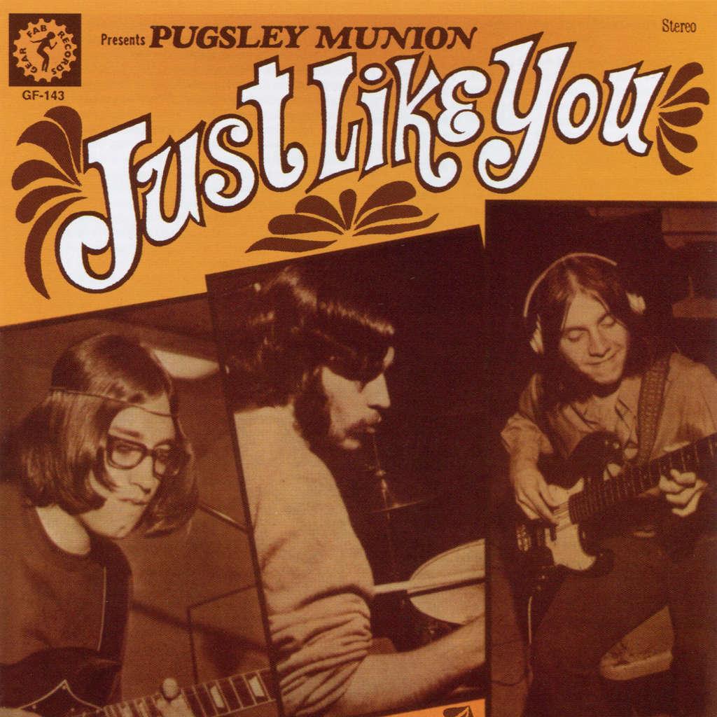 Pugsley Munion Just Like You