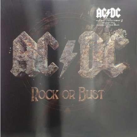 AC/DC Rock Or Bust (Euro 2014 Ltd 11-trk 180g LP+bonus CD+book 'lenticular' gf ps+inner slv! stickered ps)